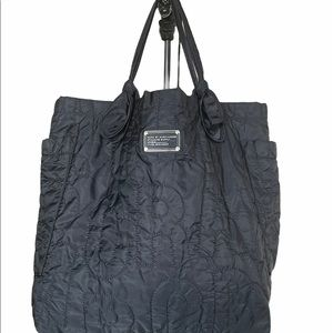 Marc by Marc Jacobs huge nylon Tate tote